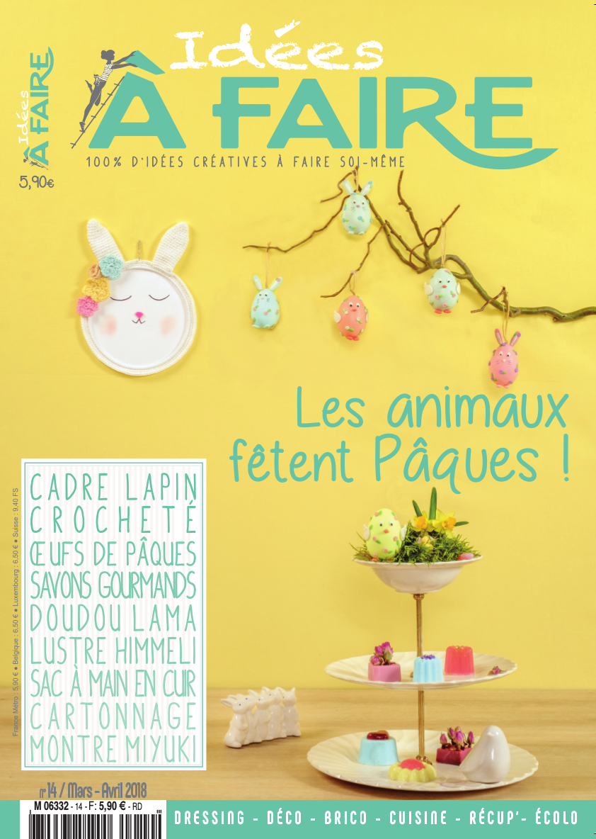 Tutoriel Lapin de printemps ���� - Cat's Créa Crochet | Lapin ... | 1184x842
