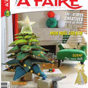 Couverture Idées à Faire 6 spécial Noël