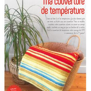 tuto crochet couverture de température Idées à Faire 19