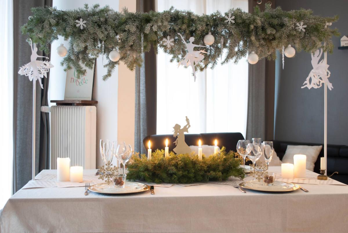 table de Noël végétal IAF 24