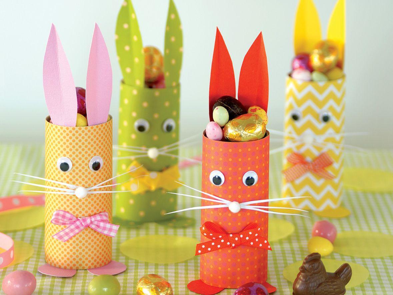 Déco de Pâques en famille