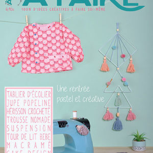 Couverture magazine Idées à Faire numéro 29