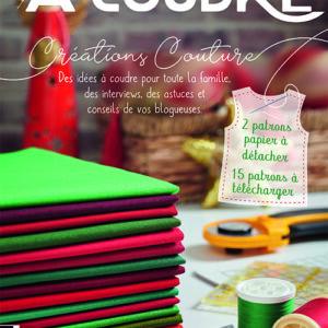 Hors-série Spécial Couture du magazine Idées à Faire