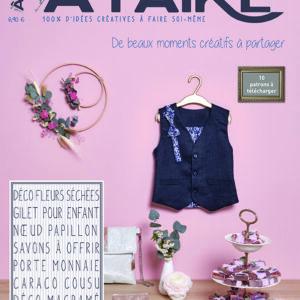 magazine Idées à Faire numéro Mai-Juin 2021